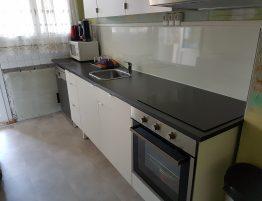 appartement avec cuisine moderne