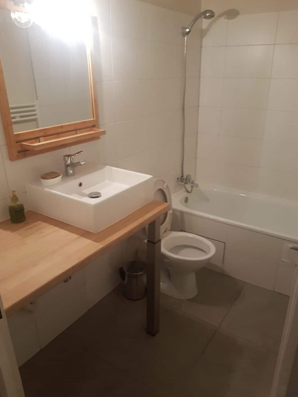 R novation d 39 une salle de bain ca renovation toulouse - Showroom salle de bain toulouse ...