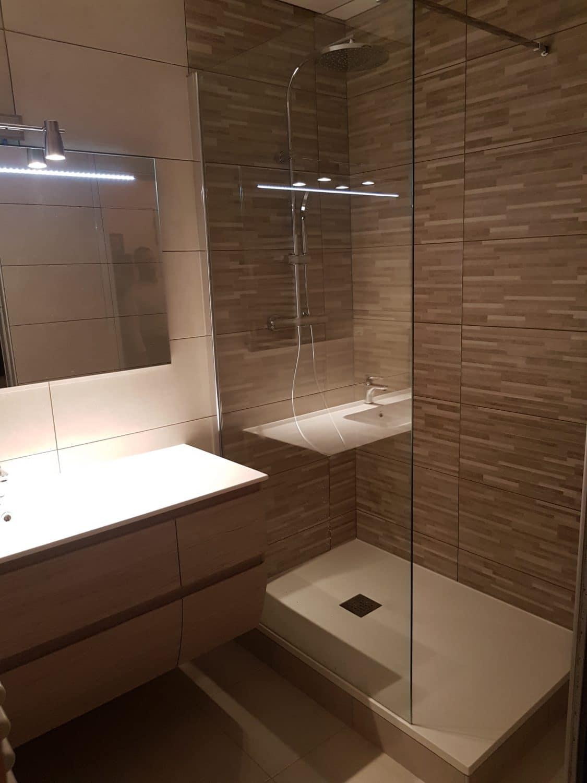 Salle de bain design toulouse ca renovation toulouse - Showroom salle de bain toulouse ...