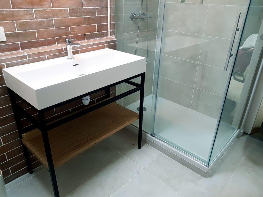 Rénovation de salle de bain à Balma - CA Renovation Toulouse